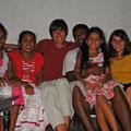 Tharanga und seine Familie - Kohomathe yalua :)