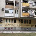 ... und Podgorica von seiner nicht so schönen Seite