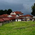 Sanatorium am Fuß des Irazu