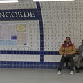 Metro - Place de la Concorde