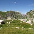 Bobotov Kuk - Region - am höchsten Berg Montenegros