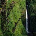 Wasserfall im Sarapiqui-Tal