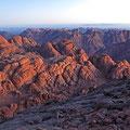Sinai-Wüste