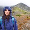 Mt. Haldane - leider spielte das Wetter nicht immer mit