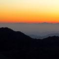 Kurz vor dem Sonnenaufgang im Sinaigebirge