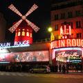 Moulin Rouge von aussen