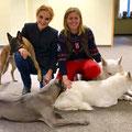 Legend of White Welpenseminar mit der Hundeschule Bodytalk von Ramona Teschner