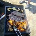肉~~~~~~っ!!