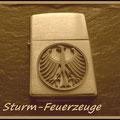 Sturm-Feuerzeuge / Zippos