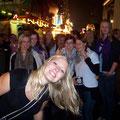 Nicole hatte auch ein paar Horstedter Mädels im Gepäck.