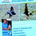 Schwalbenfreundliches Haus - Herr Apel 23.9.2016