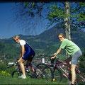Radeln und Biken