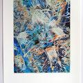 o.T. 2005. Inkjet-Print und Lithografie, Format: 48 x 33 cm