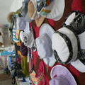 Sombreros patchwork
