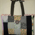 Bolso patchwork
