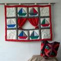Teatrillo infantil patchwork