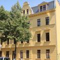 Fassade in leipzig Windscheidstraße 47