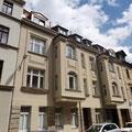 Fassade in Leipzig Kreuzstraße 13