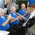 auch mit altem Blech machen diese Herren noch super Musik ;-) !!!