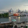 Trockendock Elbe 17 von Blohm & Voss