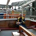 Ich bin startklar für die große Hafenrundfahrt