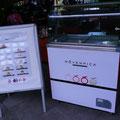 Movenpickは日本未上陸ブランド。ケアンズでも大人気なスイスから空輸している高級アイスクリーム専門店。@Singapore