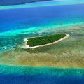 グリーン島。GBRで最も有名な島。