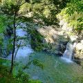 一番奥までウォーキングで約30分ちょい。最後は行き止まりでキレイな滝が2つ見れます。
