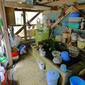 福井。おばあちゃん家らしい風景。