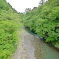 高知県、四万十川。