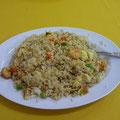 チャーハンはどこで食べてもうまい。@Penang