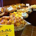 香芝の「はたなかみきお」のパン。お気に入り。