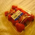 伊勢丹様があまおうを売ってた!日本のイチゴは甘い!うまい!値段高い!@Singapore IETAN
