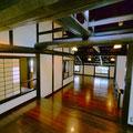 THE 日本家屋。 これが二階。