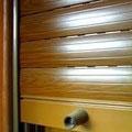 Persianas de aluminio imitación madera en PERSIATEC