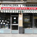 Nuestra tienda taller en Murcia (Cristalería, persianas, mamaparas, mosquiteras)