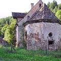 Einsiedel - alte Glashütte im Spessart