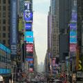 Häuserschluchten Manhattans