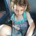 3.5 Stunden Busreise haben wir Siena mit einigen Hörspielen auf dem iPod versüsst