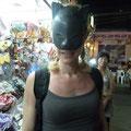 Sibylle mit Maske