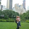 Chillen im Centralpark