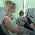 Von Ho Chi Minh nach Co Tho im Bus der Malin Gruppe