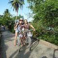 """Mit den """"Beach Cruiser"""" geht's auf Fahrradtour"""