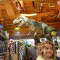 Jurassic Park meets Toys R us