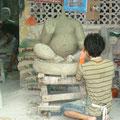 Die Entstehung des Buddha