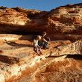 Kurzbesuch am Gantheaume Point