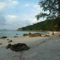 Unser lieblingsplatz auf Koh Pangan: Chaloklum Bay, einfach easy!