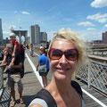 Über die schönste Brücke Manhattans