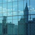 Das Spiegelbild des Empirestatebuilding