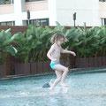 Das morgentliche Wasserlaufen